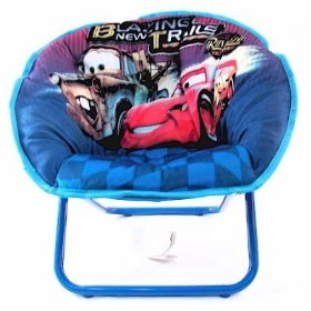 cars moon chair