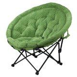 green moon chair